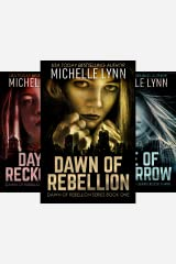 Dawn of Rebellion Series (3 Book Series) Kindle Edition