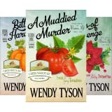 Greenhouse Mysteries (3 Book Series)