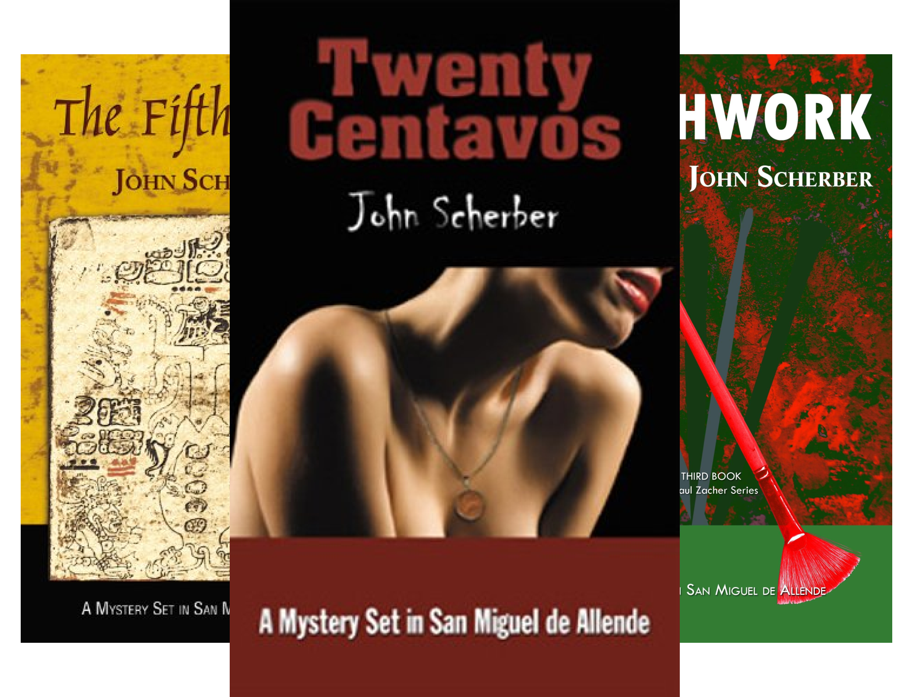 Murder in Mexico (19 Book Series)