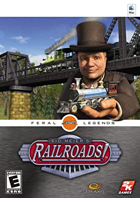 Sid Meier's Railroads! [Online Game Code]