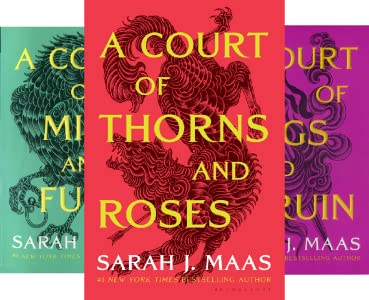 A Court of Thorns and Roses (4 book series) Kindle Edition