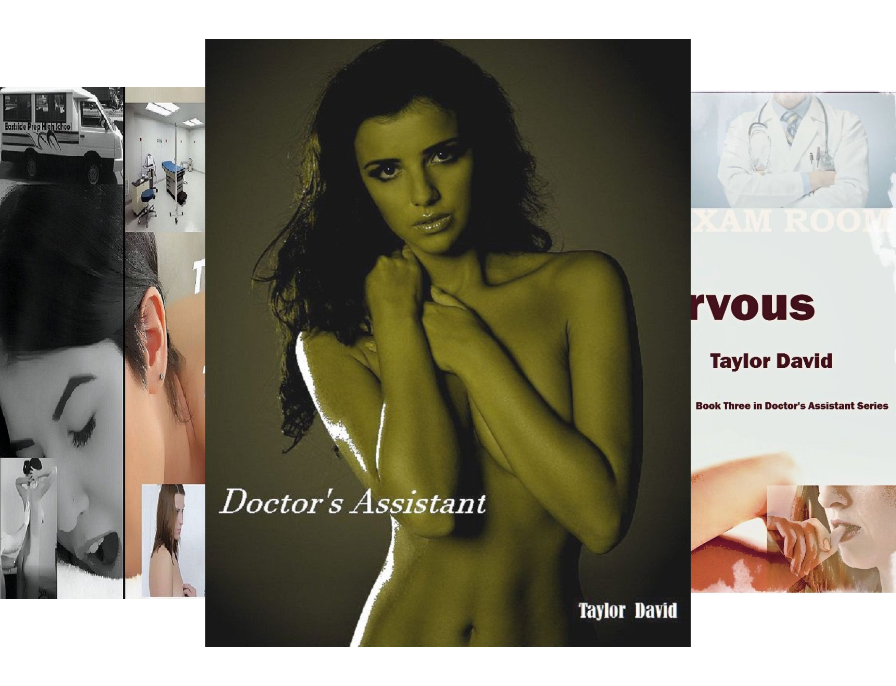Doctor's Assistant (4 Book Series)