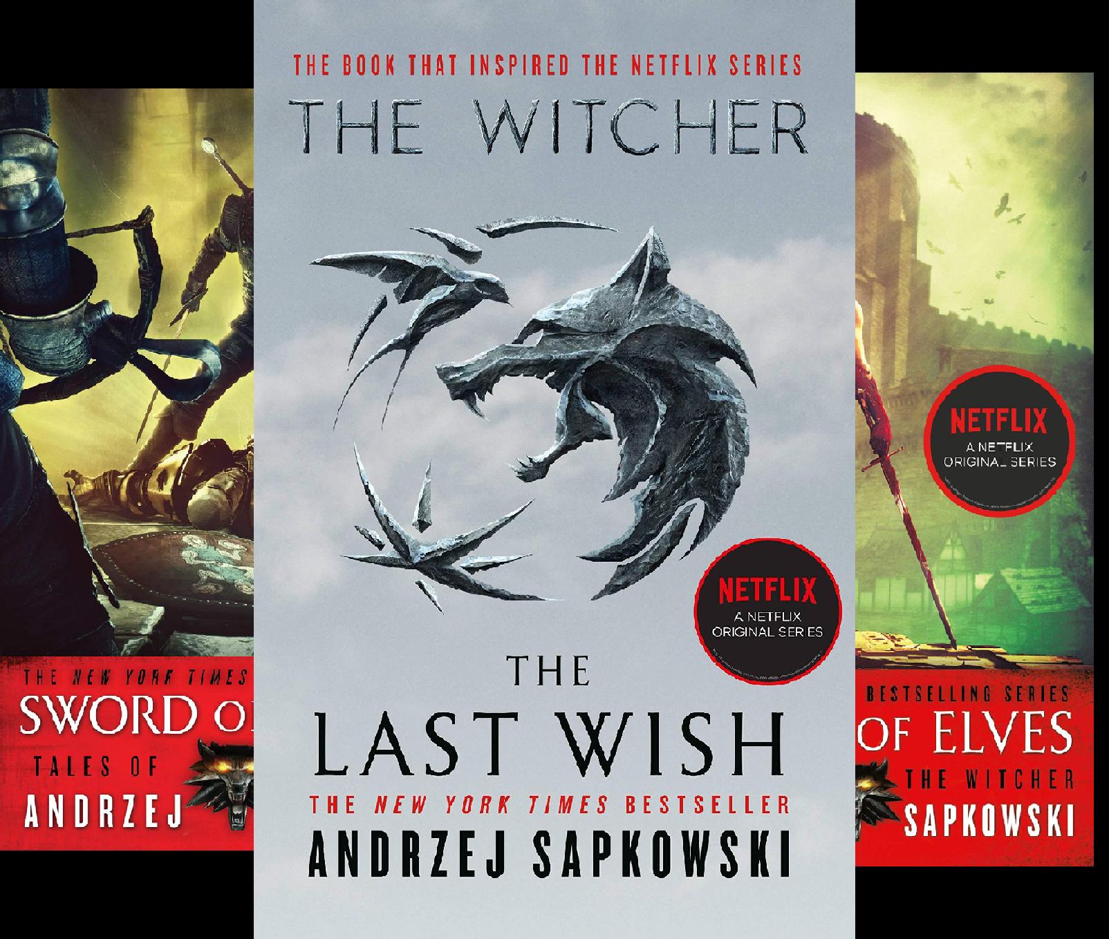 The Witcher Saga