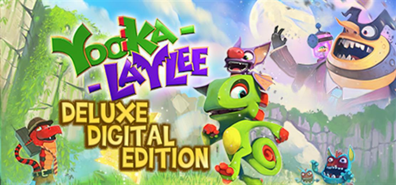 Yooka-Laylee - Digital Deluxe [Online Game Code]
