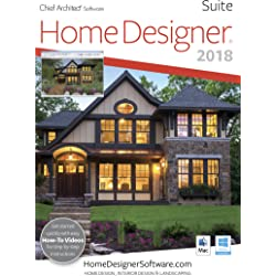 Home Designer Suite 2018 - PC Download [Download]