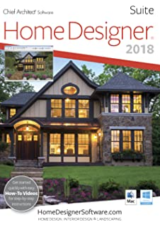 Home Designer Suite 2018   Mac Download [Download]