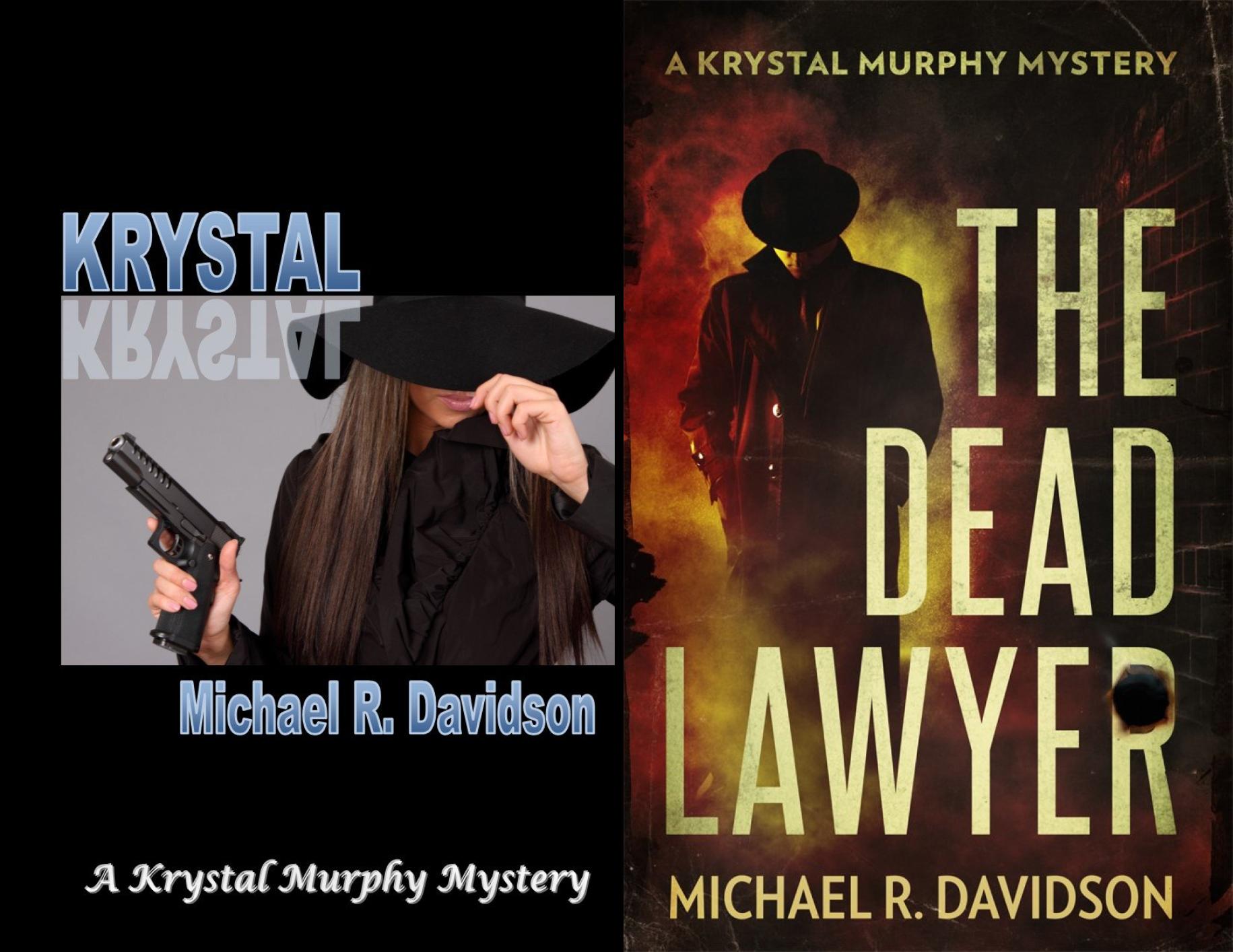 Krystal Murphy Mysteries (2 Book Series)