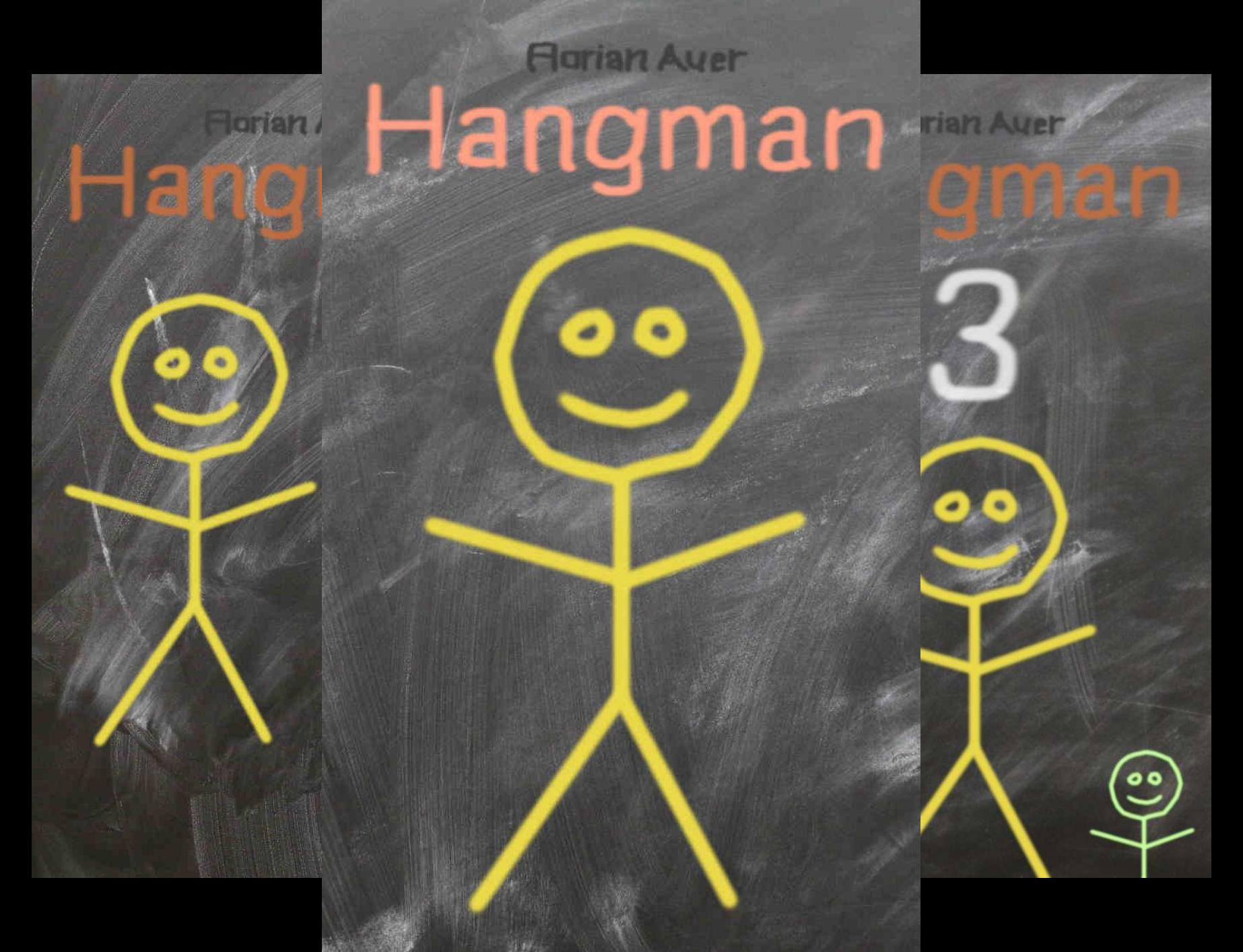 Hangman (3 Book Series)