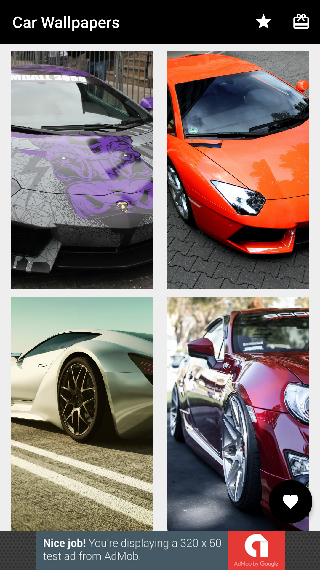 Full Hd Car Wallpapers Amazones Appstore Para Android