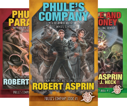Phule's Company (6 Book Series) by Robert Asprin, Peter J. Heck, Asprin , Robert