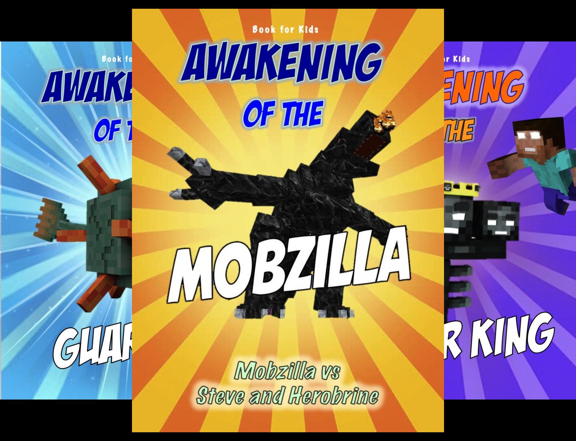Minecraft Awakening (7 Book Series)