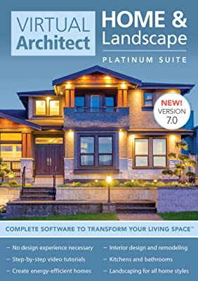 Virtual Architect Home & Landscape Platinum Suite 7.0 [Download]