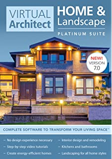 Amazoncom Virtual Architect Ultimate Home Design with