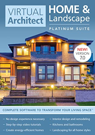 Virtual Architect Home Landscape Platinum Suite 70 Download
