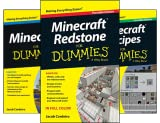 Minecraft For Dummies Collection, 3-Book Bundle (3 Book Series)