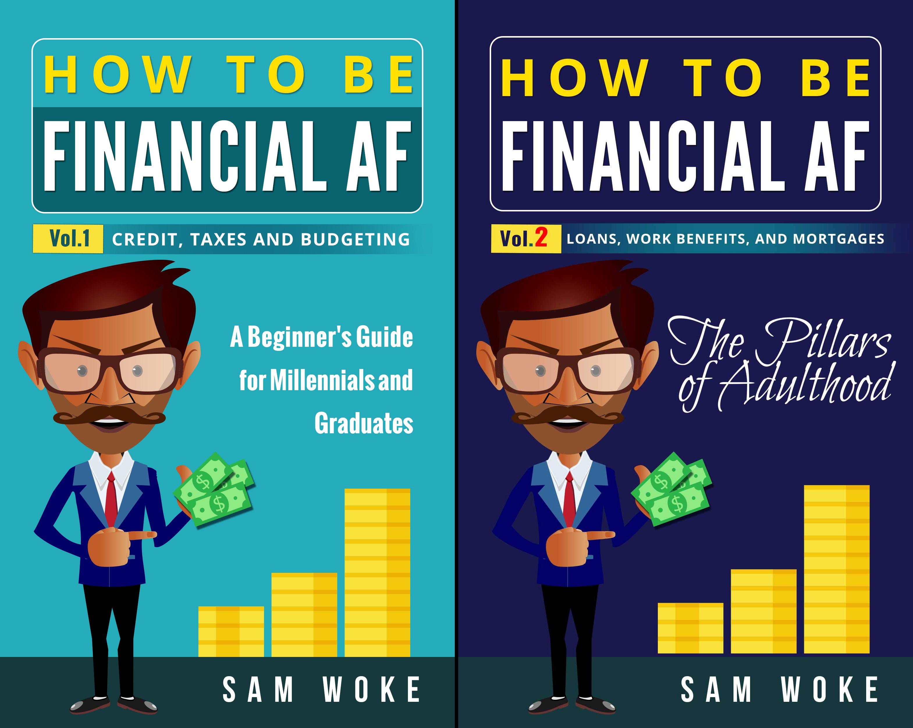 Financial AF (2 Book Series)