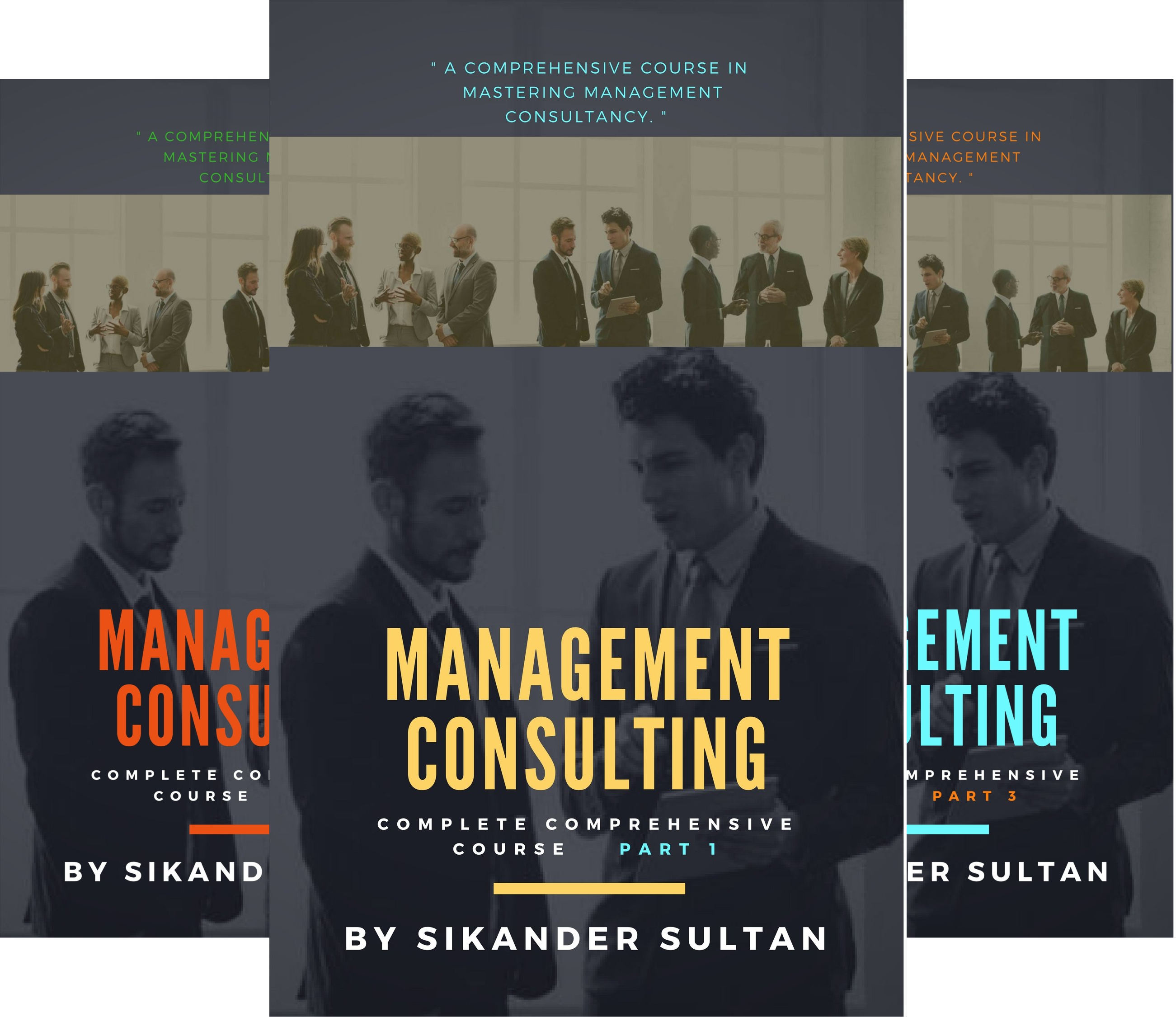 Management Consulting (3 Book Series)