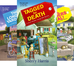 A Sarah Winston Garage Sale Mystery (7 Book Series) by  Sherry Harris