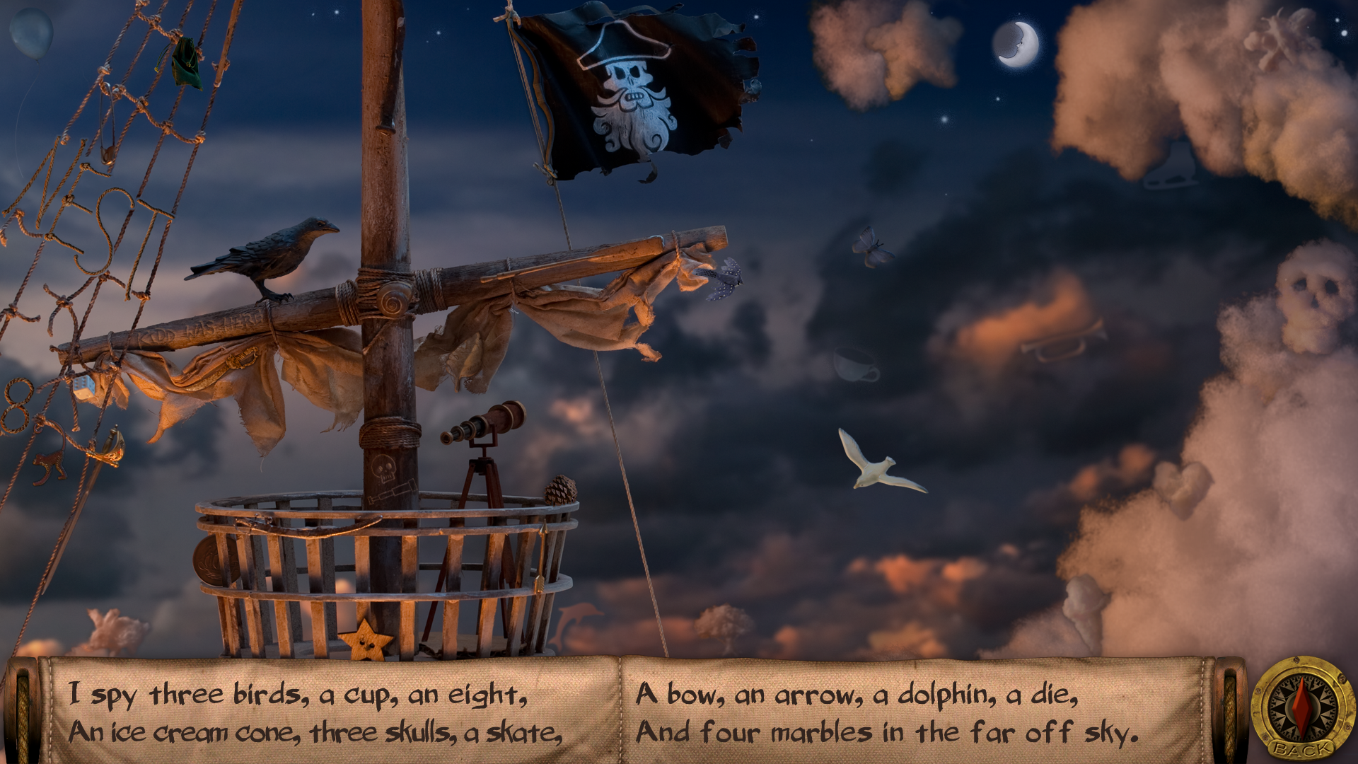I Spy Pirate Ship Download Import It All