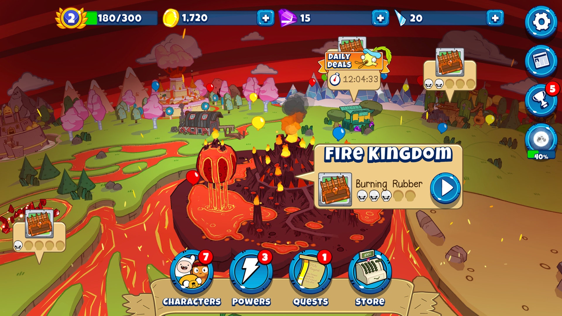 Bloons Adventure Time TD: Amazon.es: Appstore para Android
