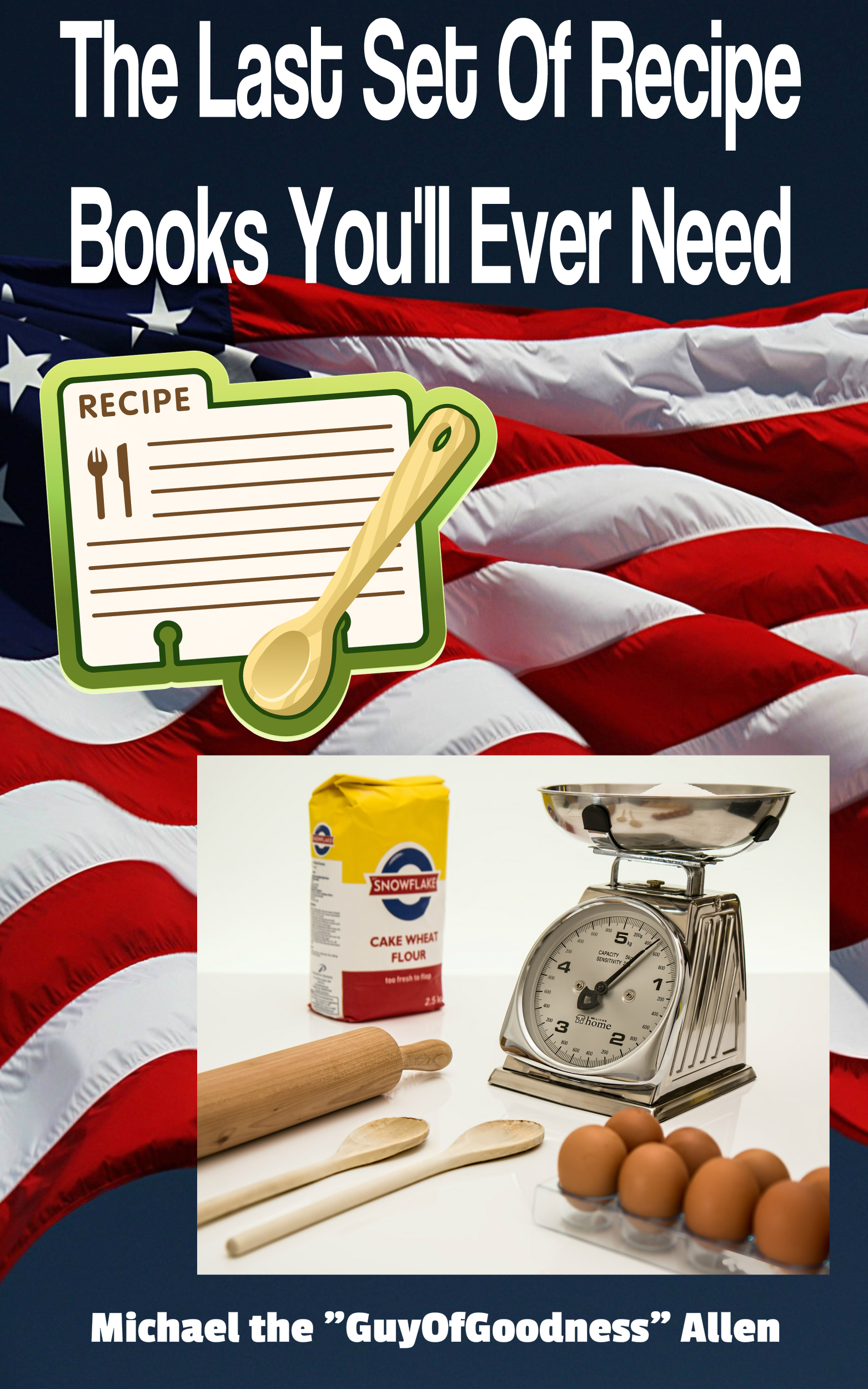 The Last Set Of Recipe Books You'll Ever Need! [Online Code]