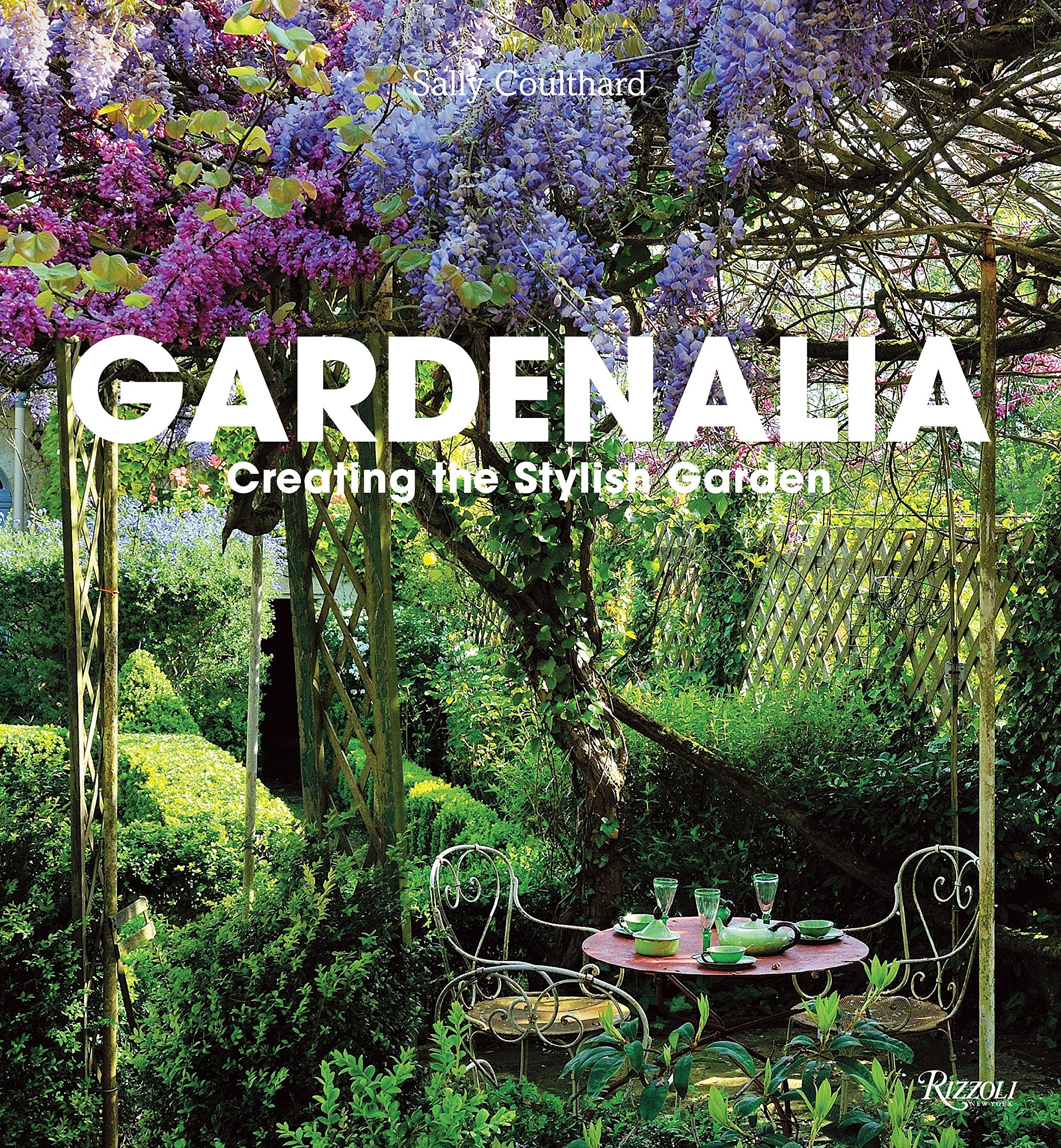 Download Gardenalia: Creating the Stylish Garden pdf epub