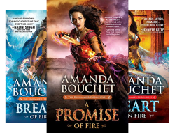 The Kingmaker Chronicles (3 Book Series) by  Amanda Bouchet