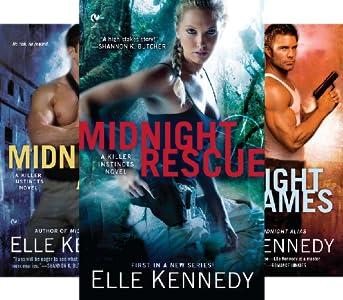 Killer Instincts Series Bks 1-7 - Elle Kennedy