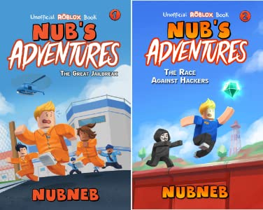 Nub S Adventures The Race Against Hackers An Unofficial Roblox