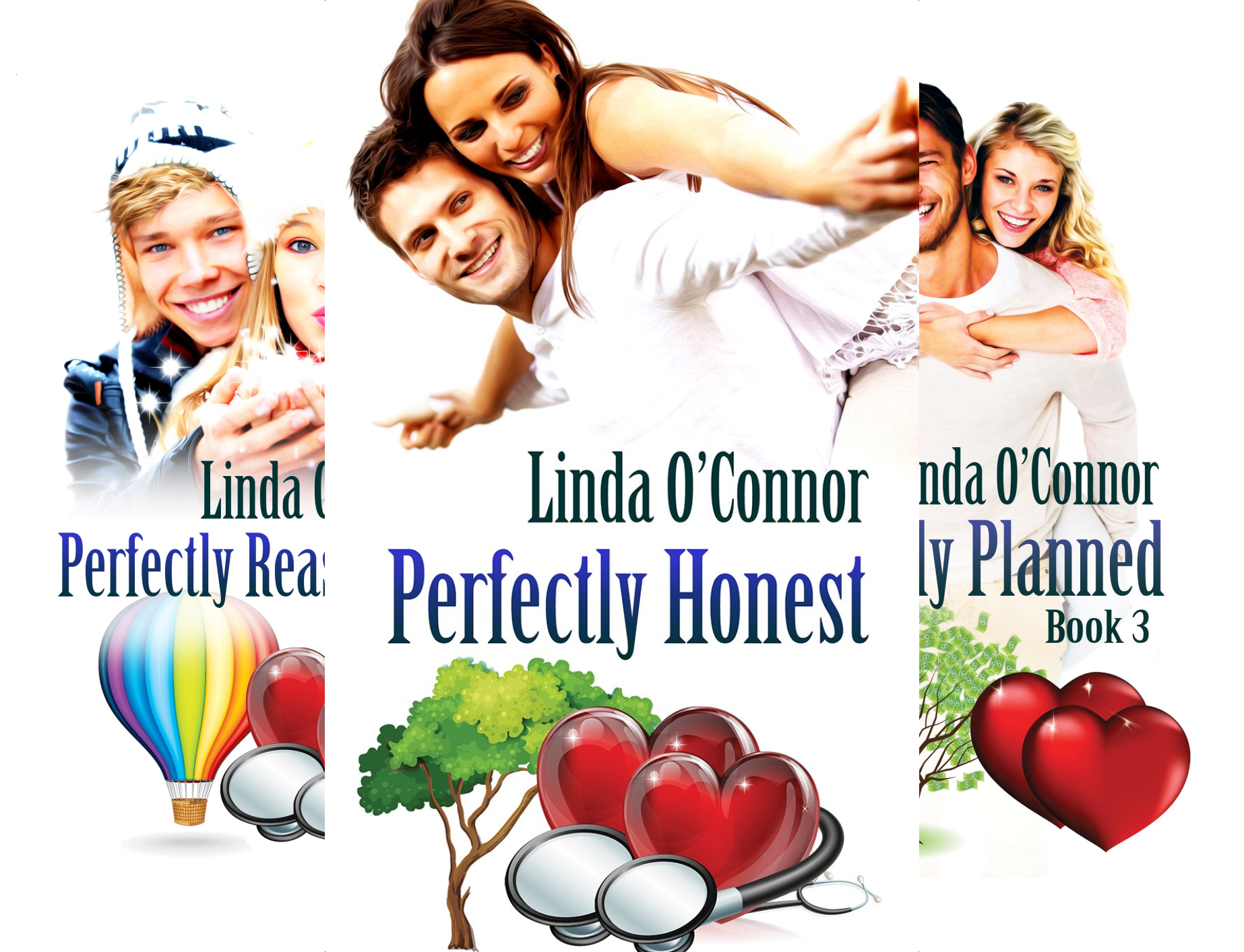 Perfectly (6 Book Series)