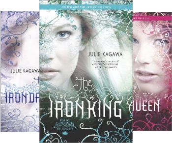 The Iron Fey (Book Series) by Julie Kagawa