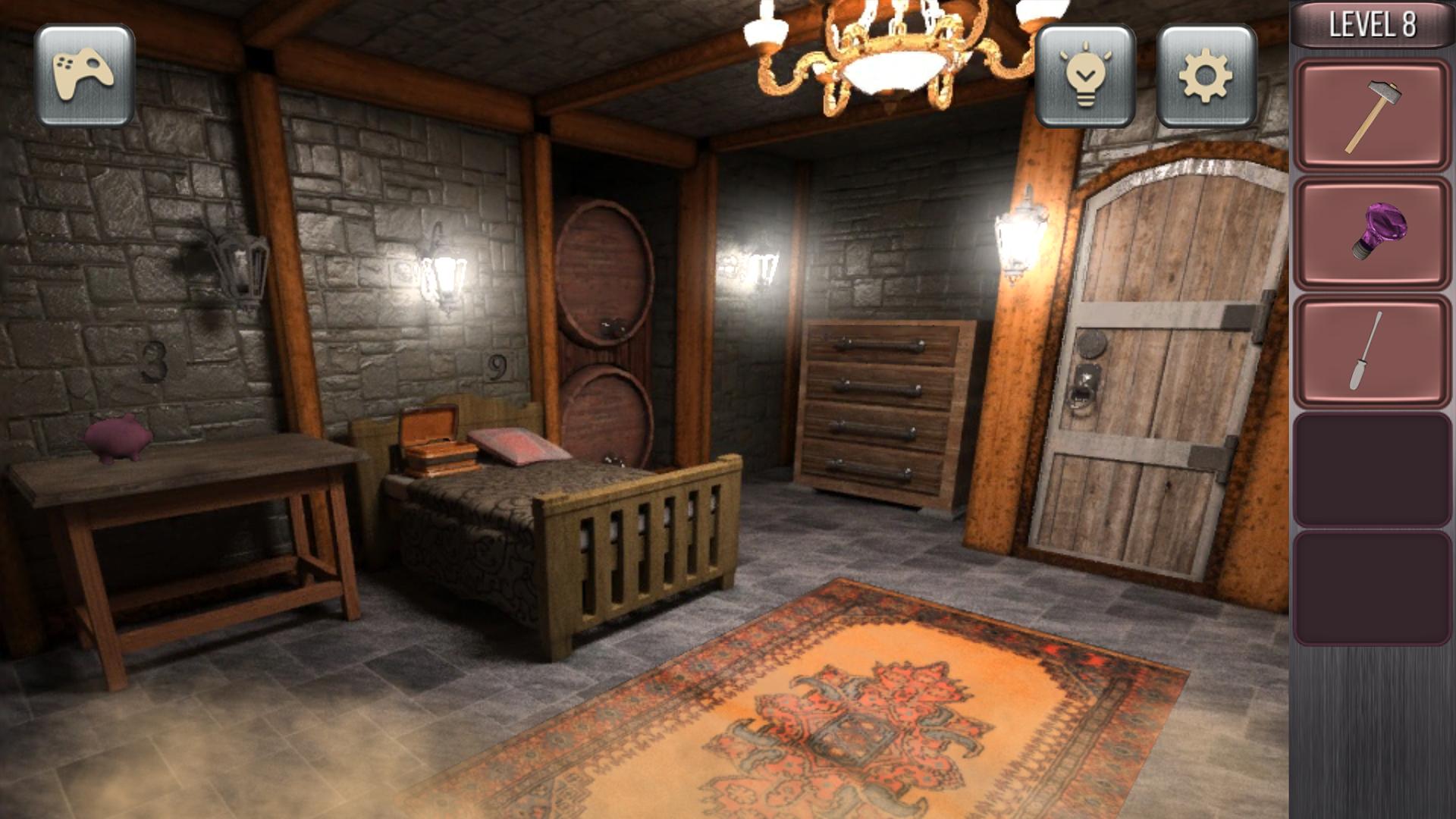 Escape Rooms Cds