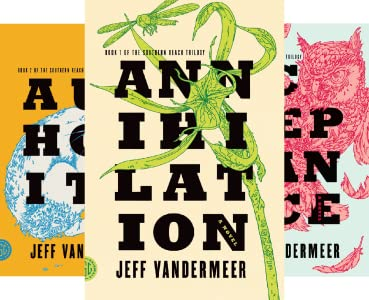 The Southern Reach Trilogy (3 book series) Kindle Edition