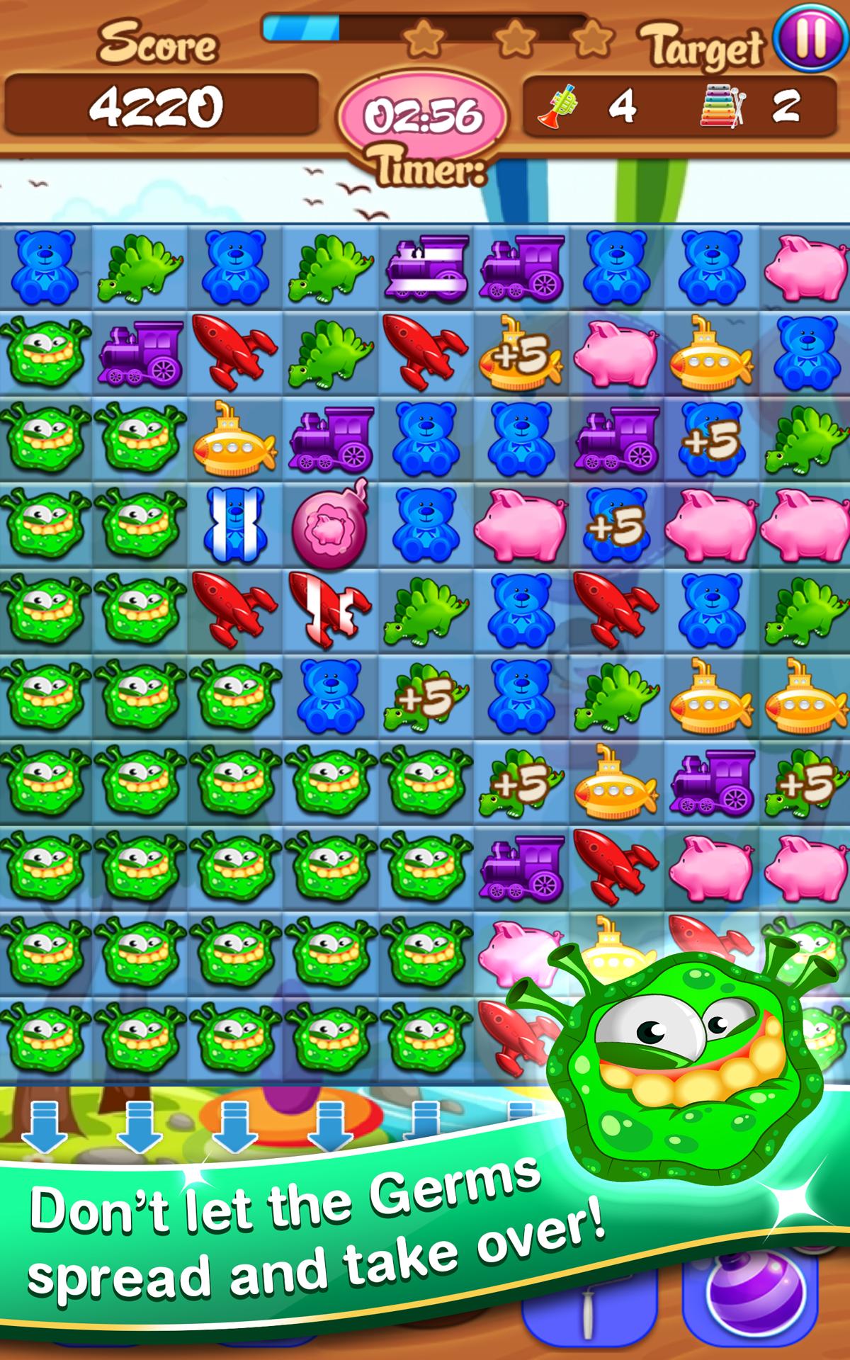 Toy Blast Kindle : Toy match blast mania amazon appstore