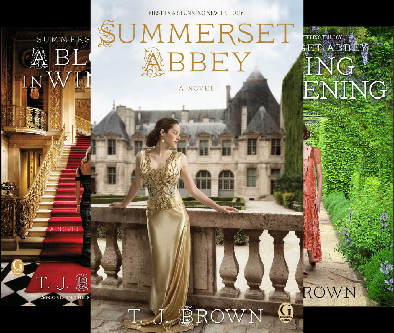 Summerset Abbey (3 Book Series)