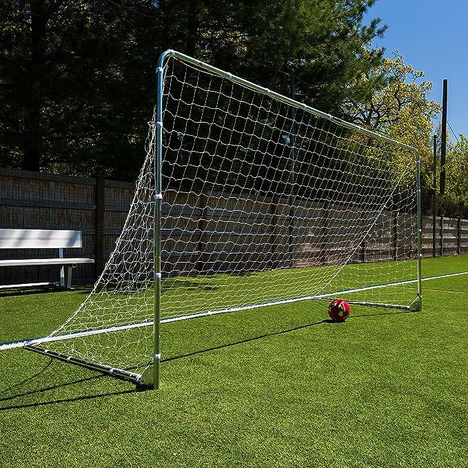 Renewed Folding Backyard Soccer Goal with All Weather Net ...