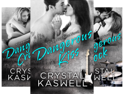 Dangerous Noise (5 Book Series) by  Crystal Kaswell