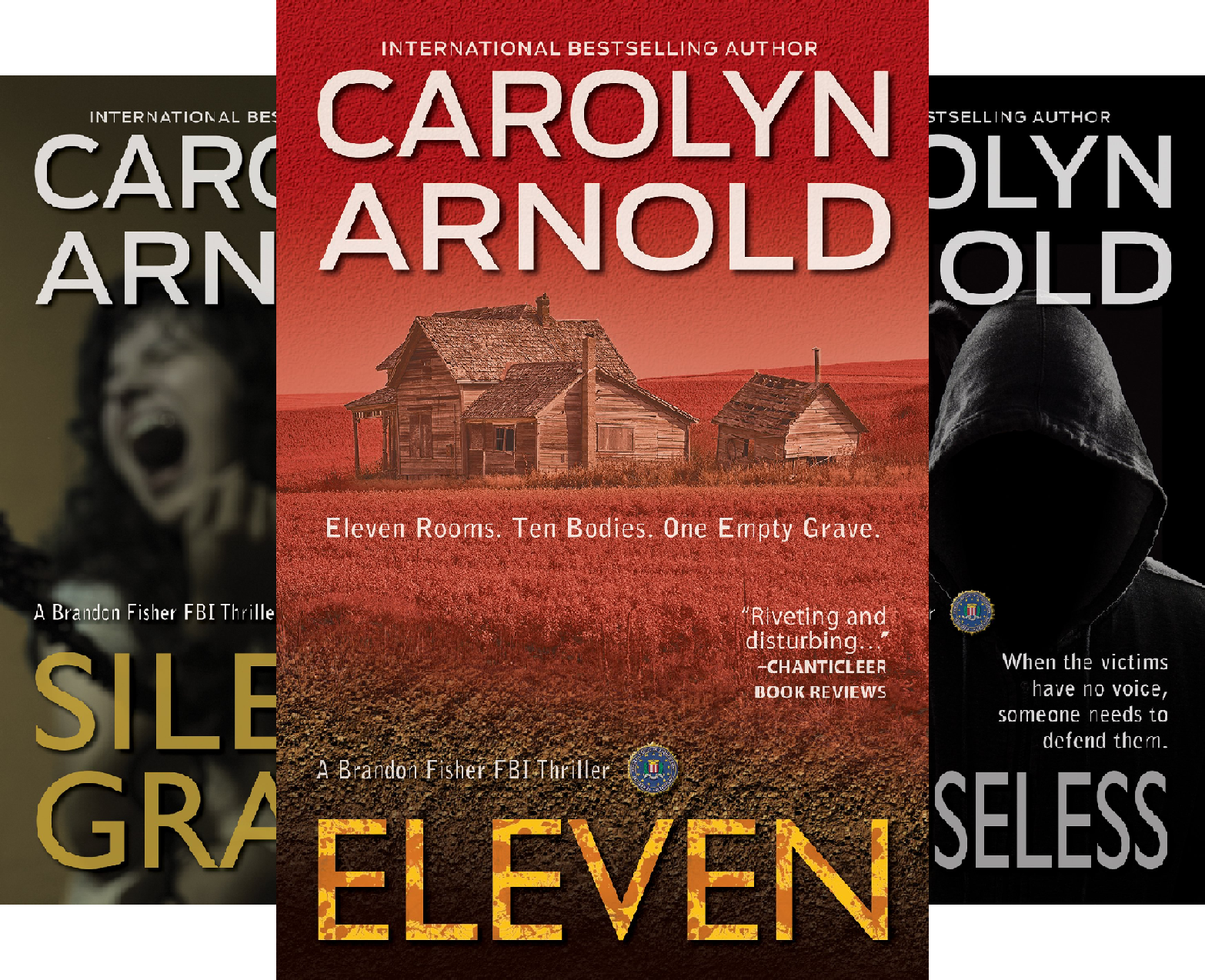 Check expert advices for eleven carolyn arnold?