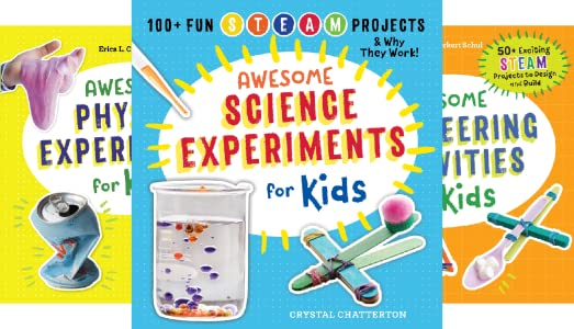 Awesome STEAM Activities for Kids
