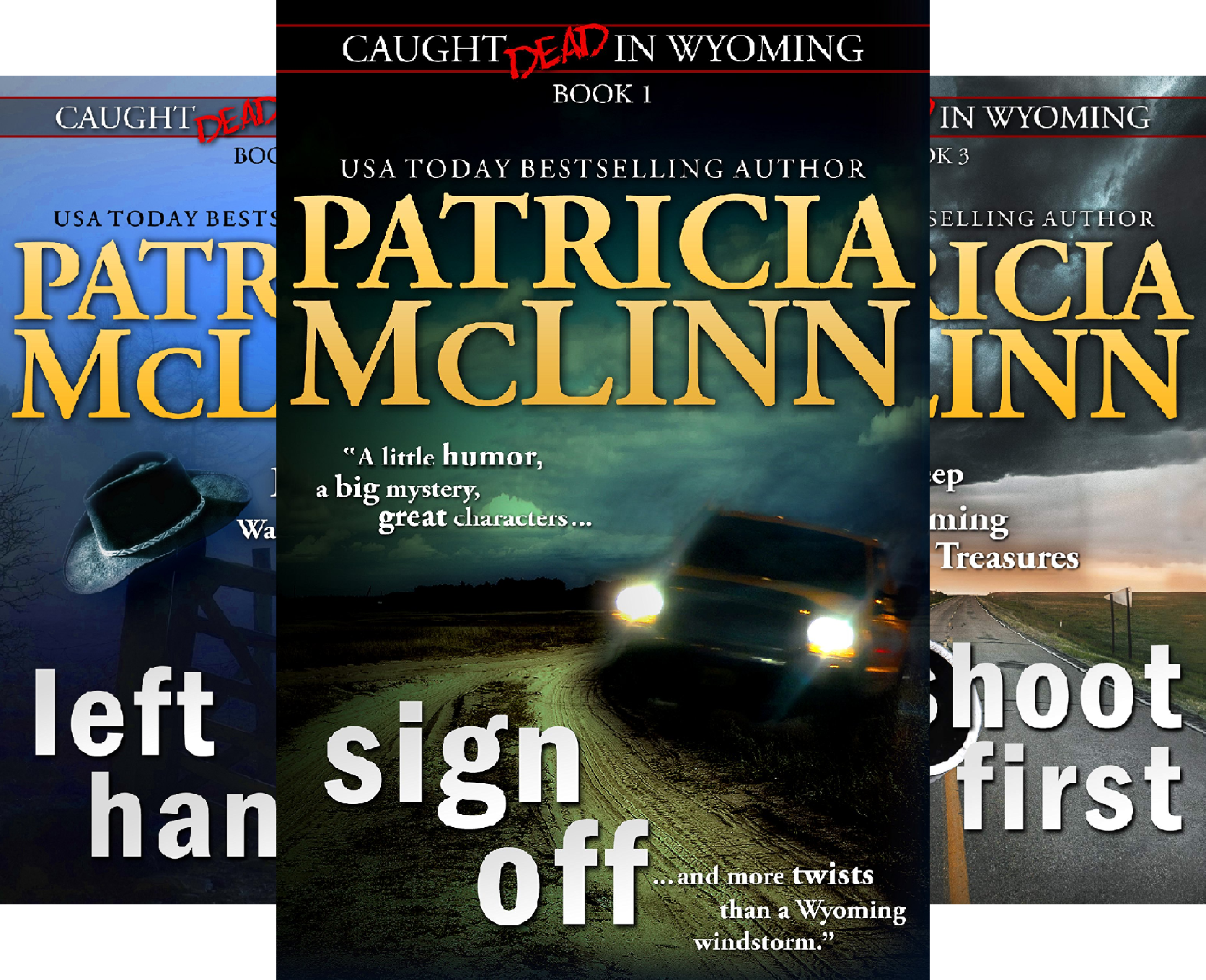 Caught Dead In Wyoming (7 Book Series)