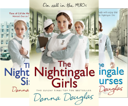 Nightingales (9 Book Series) by  Donna Douglas