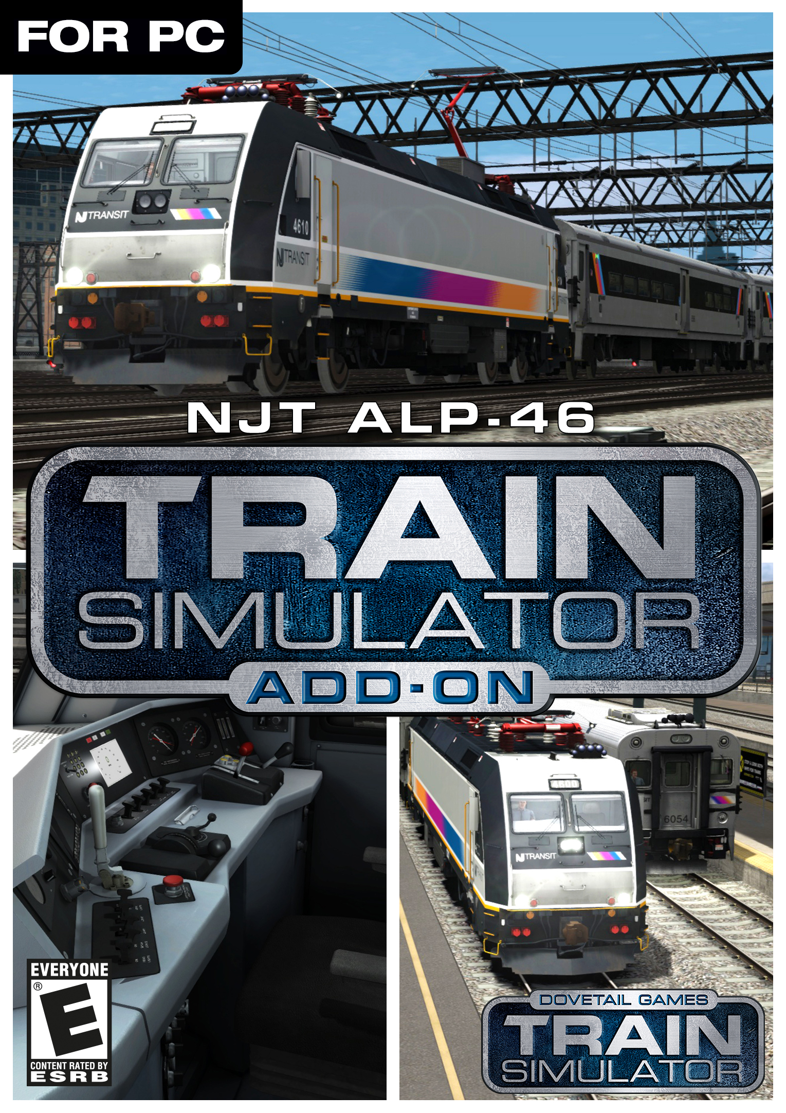 Amazon.com: NJT ALP-46 Loco Add-On [Online Game Code]: Video Games