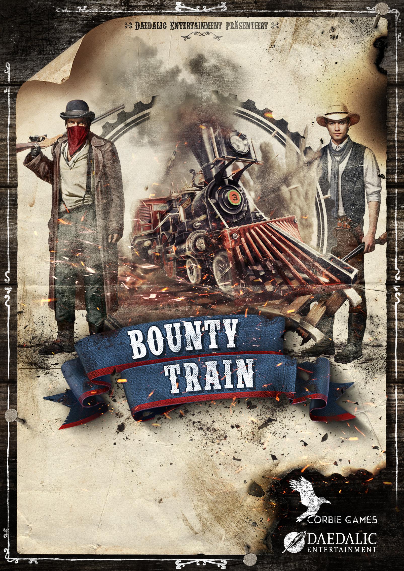 Bounty Train - Trainium Edition [Online Game Code]