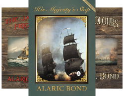 The Fighting Sail Series (10 Book Series) by  Alaric Bond