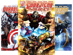 Guardians of the Galaxy:The Complete Collection Volume 1 (12 Book Series) by  Andy Lanning Dan Abnett