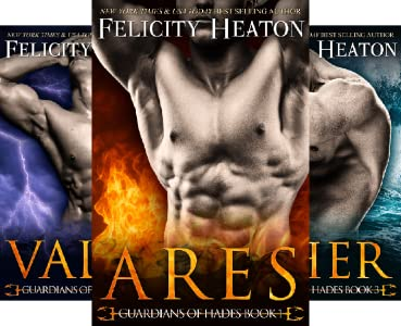 Guardians of Hades Romance Series