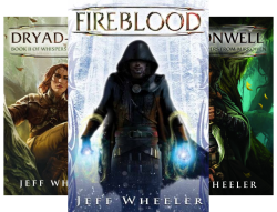 Whispers from Mirrowen (3 Book Series) by  Jeff Wheeler