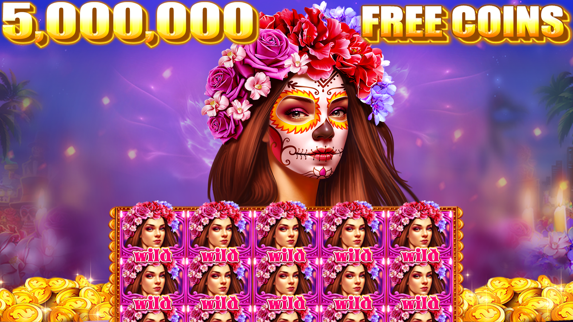 free online casino slots free spins