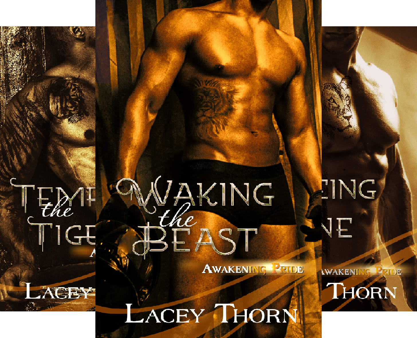 Awakening Pride (4 Book Series)