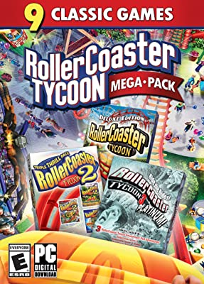 RollerCoaster Tycoon Mega Pack [Download]